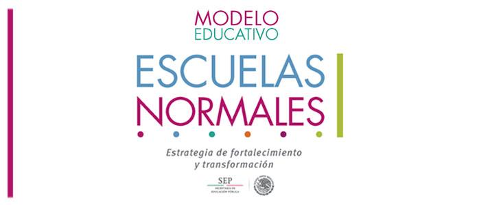 Resultado de imagen para modelo educativo escuelas normales
